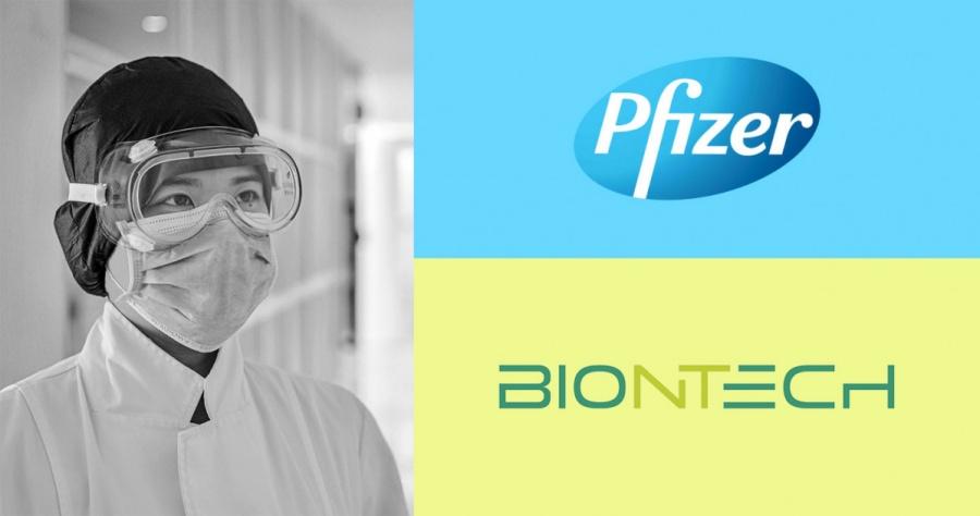Pfizer y BioNTech obtienen resultados positivos con vacuna ...